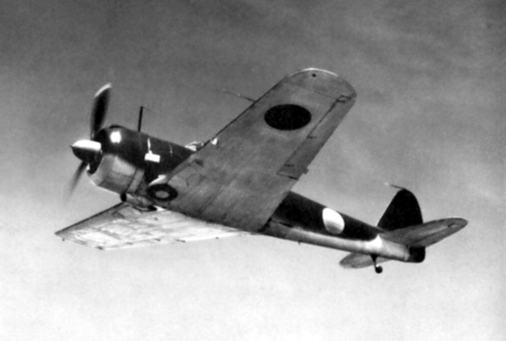 "A Japanese Army Air Force Ki-43 Type 1 Fighter, ""Oscar"" (wwiivehicles.com)"